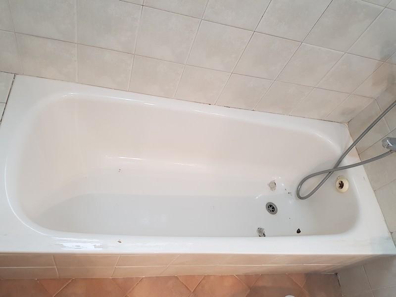 אמבטיה לקראת חידוש