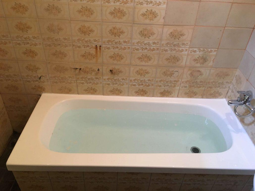 תיקוני חלודה לאמבטיות