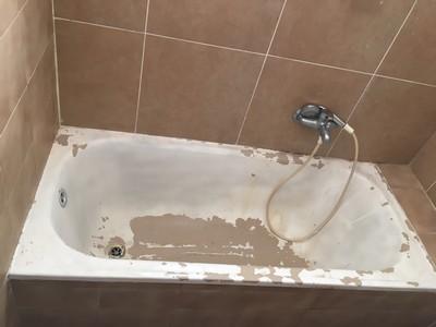 בעיות חלודה באמבטיה