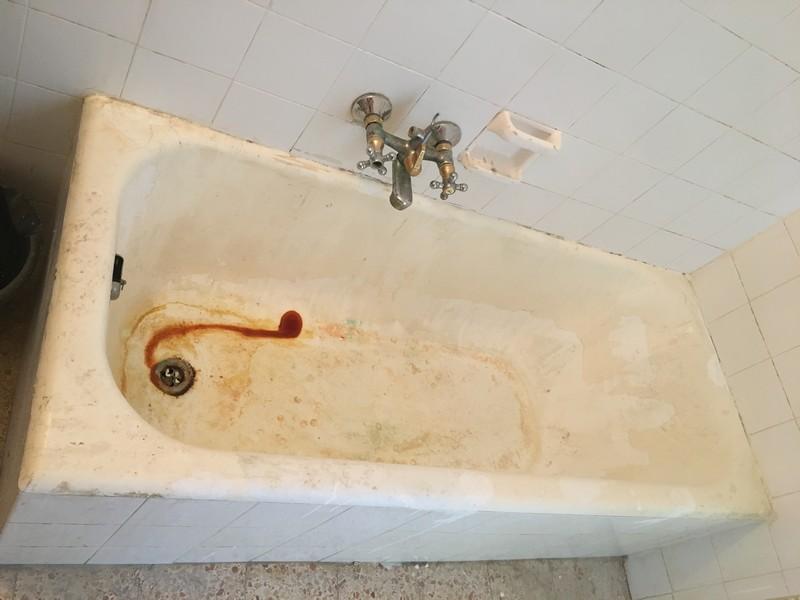 חידוש אמבטיה ישנה