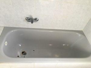איך מתקנים חור באמבטיה?
